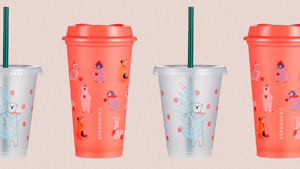 These Festive Starbucks Reusable Cups Are Only P100 Each