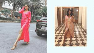 7 Fuss-free Ways To Style A Wrap Dress