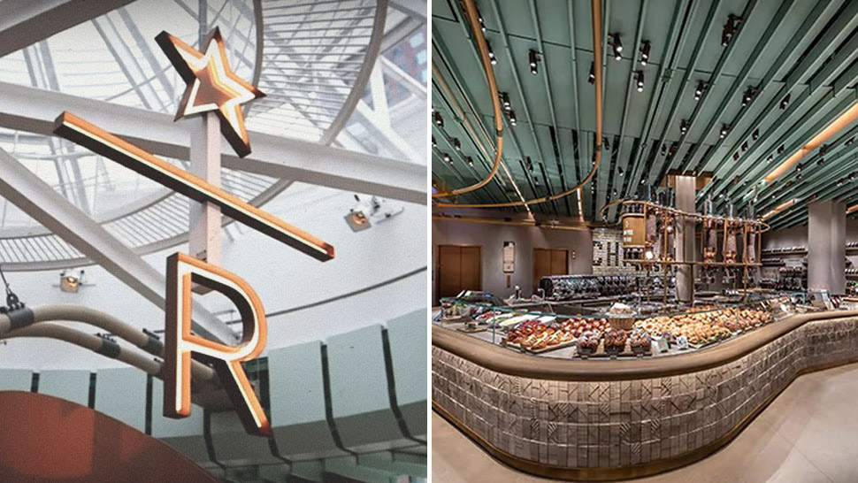 Here's What's Inside The Biggest Starbucks In The World