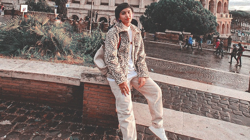 Issa Pressman Had The Coolest Ootds In Rome, Italy