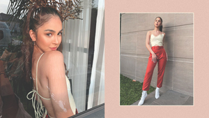 We Found The Exact Backless Top Julia Barretto Was Wearing In This Ootd