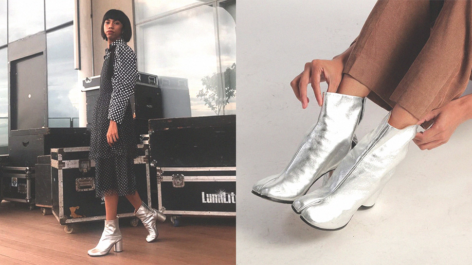 We're Obsessed With Mimiyuuuh's Designer Boots And Here's Why