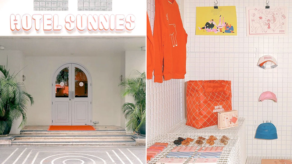 Here's Your First Look At Hotel Sunnies