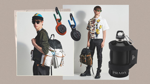 Would You Wear Prada's Stylish Outdoor Collection To Go Camping?