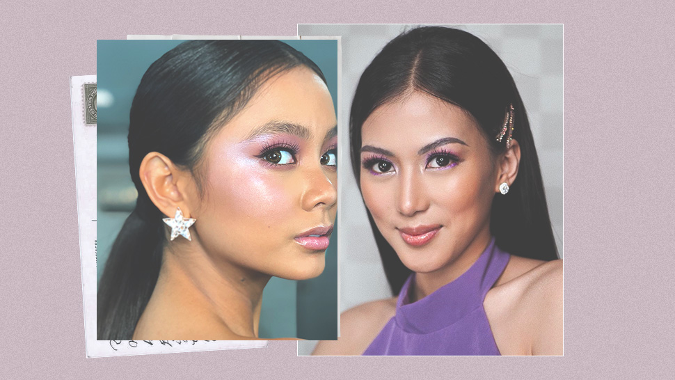 Here Are Fun Ways to Add Purple to Your Makeup Looks
