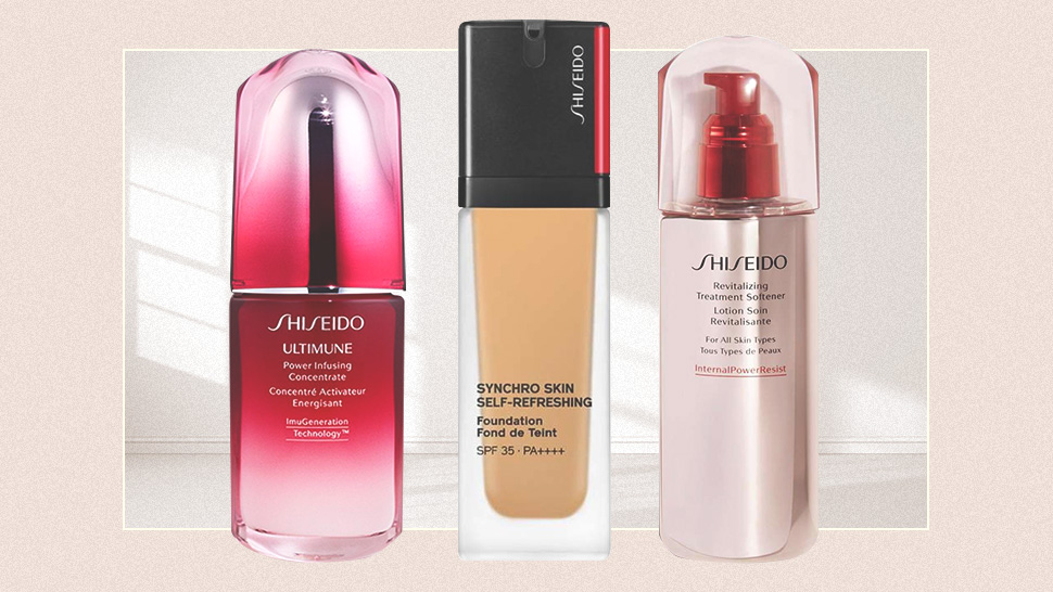 You Can Now Shop Shiseido Products on Lazada