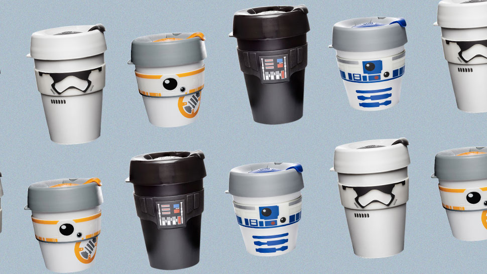 Star Wars Fans Will Love These Reusable Cups