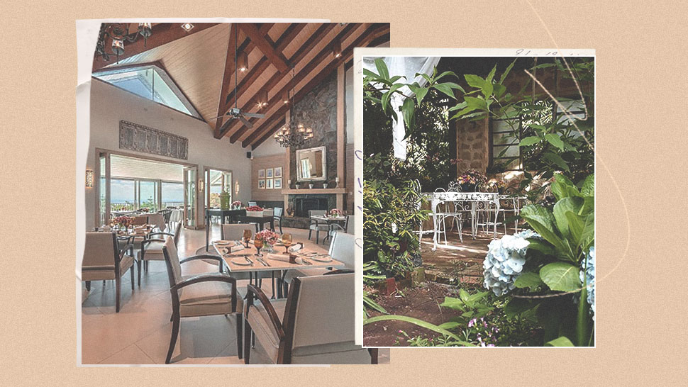 9 Romantic Restaurants In Tagaytay Where You Can Pop The Question