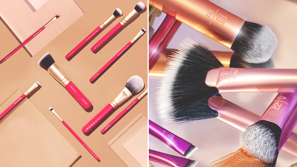 8 Best Brands to Check Out If You're Shopping for Makeup Brushes