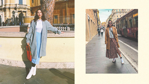 Yassi Pressman's Ootds In Rome Will Inspire You To Book A Flight Asap