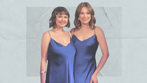 Bea Alonzo And Angelica Panganiban Just Had A Twinning Moment On The Red Carpet