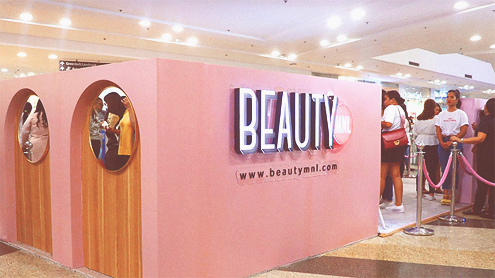 Beautymnl Just Opened An Offline Pop-up Store For The Holidays