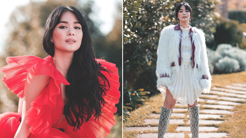 Here's Everything Heart Evangelista Did In Rome, Italy