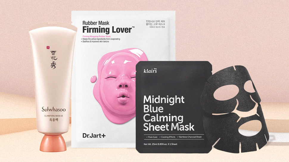 10 Best Korean Face Masks You Need To Have In Your Collection
