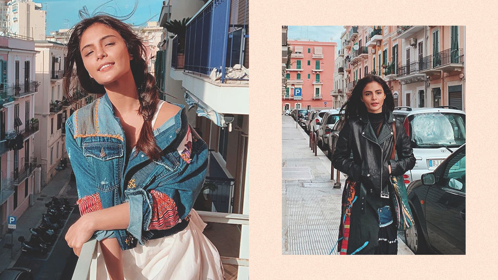 Lovi Poe's Ootds In Italy Will Be Your New Holiday Travel Outfit Inspo