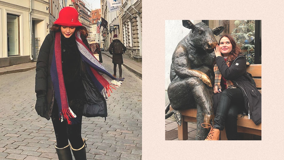 Bela Padilla's Outfits in Europe Will Inspire Some Serious Wanderlust