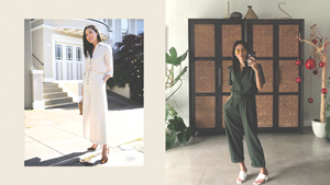 7 Chic Ways To Wear Your Culottes In The Office