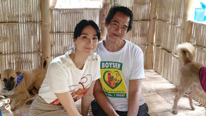 Here's How Heart Evangelista Helped Give A Homeless Man His Own House