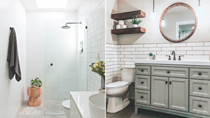 Try These 7 Ideas To Make Your Small Bathroom Look Big