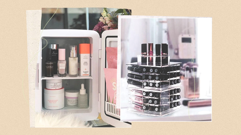 7 Best Makeup Organizers To Keep Your Collection Neat And Tidy