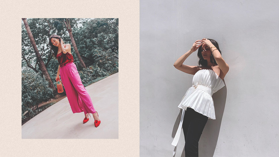 9 Easy Ootd Ideas For Wearing Pants To Your Christmas Parties