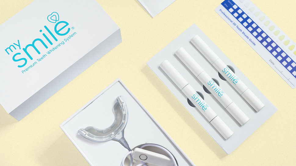 This Portable Teeth Whitening Product Plugs into Your Phone