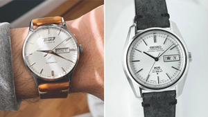10 Entry-level Vintage Watches For The Budding Collector