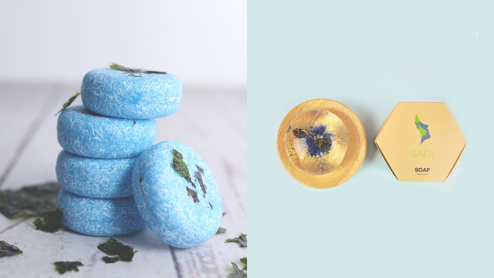 These Shampoo And Soap Bars Are Almost Too Pretty To Use