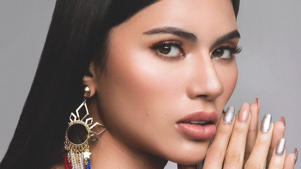 You Have To See Gazini Ganados' Watawat Earrings For Miss Universe 2019