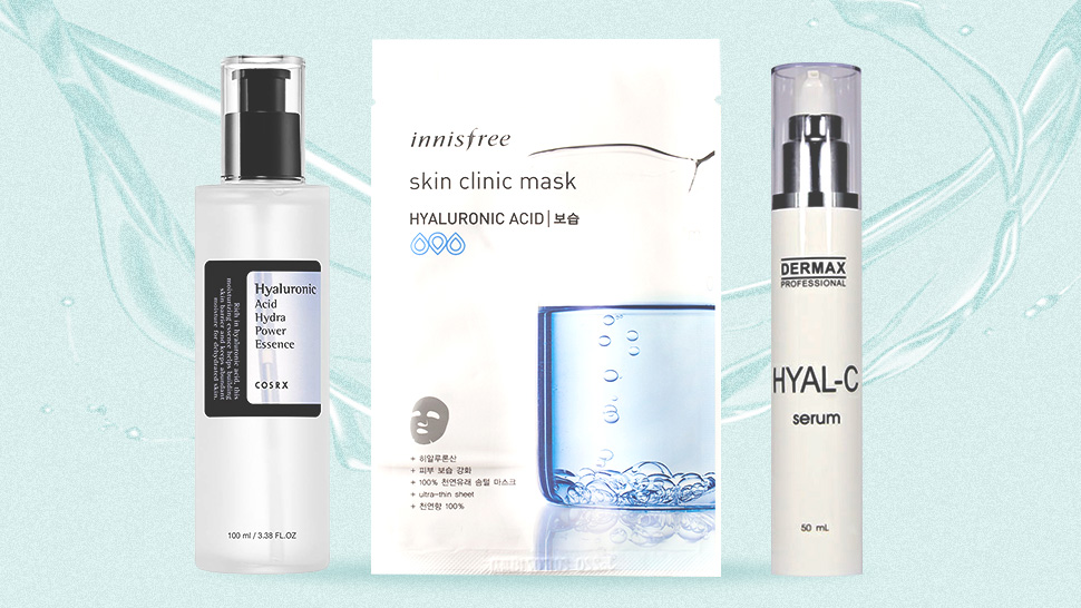 Hyaluronic Acid Products To Try For Dewy, Hydrated Skin In Your 30s