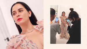 Jinkee Pacquiao Will Be Launching Her Own Makeup Line Soon