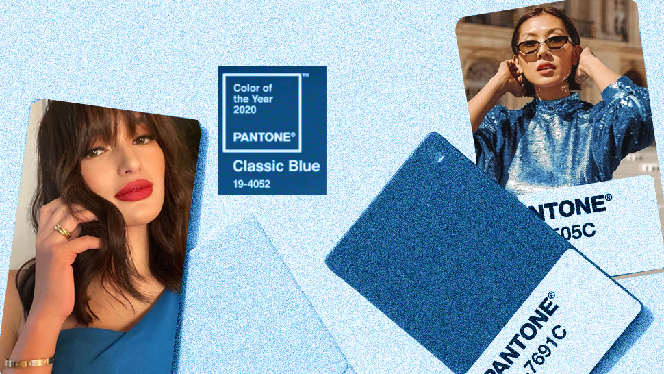 Pantone 39 s 2020 color of the year is classic blue - Color of the year 2020 ...
