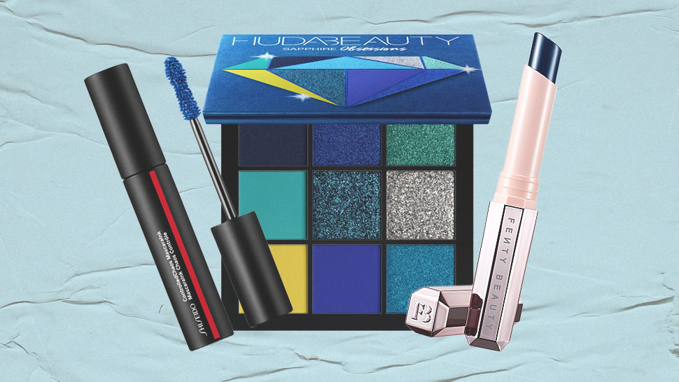 "10 ""classic Blue"" Beauty Products To Shop Now"