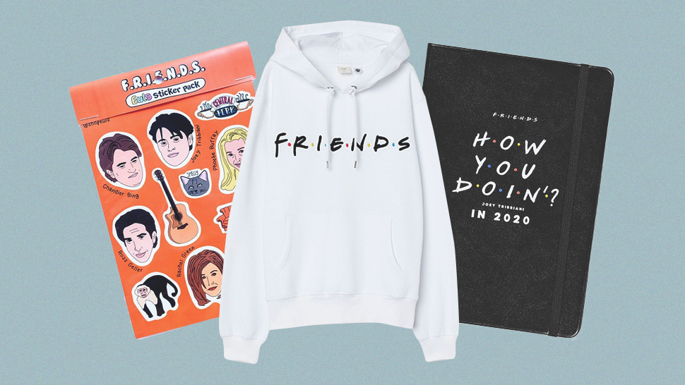 "10 ""friends"" Themed Finds That Will Be There For You"