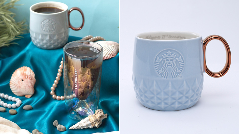 We Want Everything From Starbucks' New Snowflake Siren Tumbler Collection