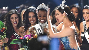 10 Things You Need To Know About Miss Universe 2019 Zozibini Tunzi
