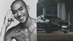 Meet the Filipino Model Starring in a Global Campaign for BMW