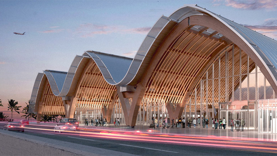 The Mactan-Cebu Airport Has Won a World Architecture Festival Award