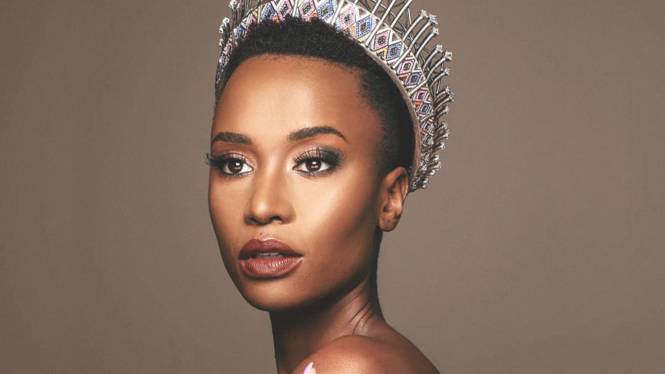 Miss South Africa Is Officially Miss Universe 2019