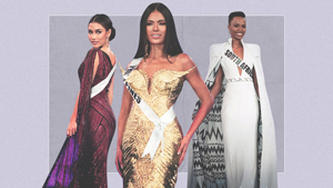 The Best Evening Gowns From Miss Universe 2019