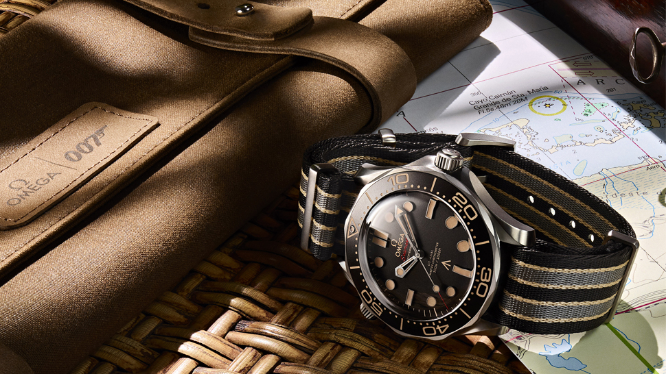 This Is The Exact Luxury Watch That Will Be Worn In The Next James Bond Movie