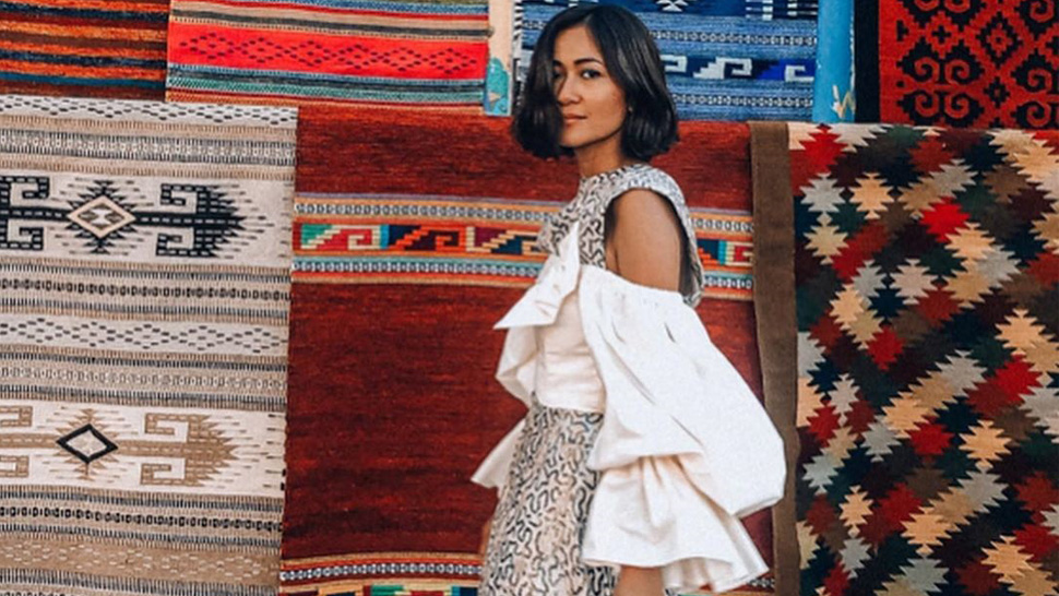 Pam Quinones' Recent Travel OOTDs Will Make You Fall in Love