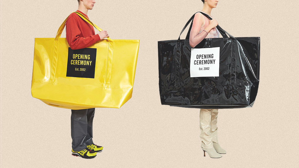 Would You Buy Opening Ceremony's Giant Tote For P5000?