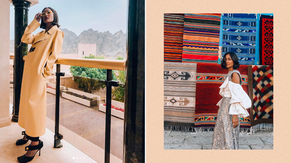 Pam Quinones Will Make You Want to Step Up Your Travel OOTDs