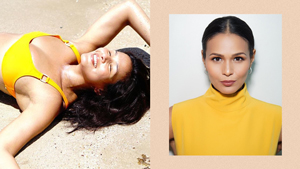 Iza Calzado Swears By This Old-school Product For Flawless Underarms