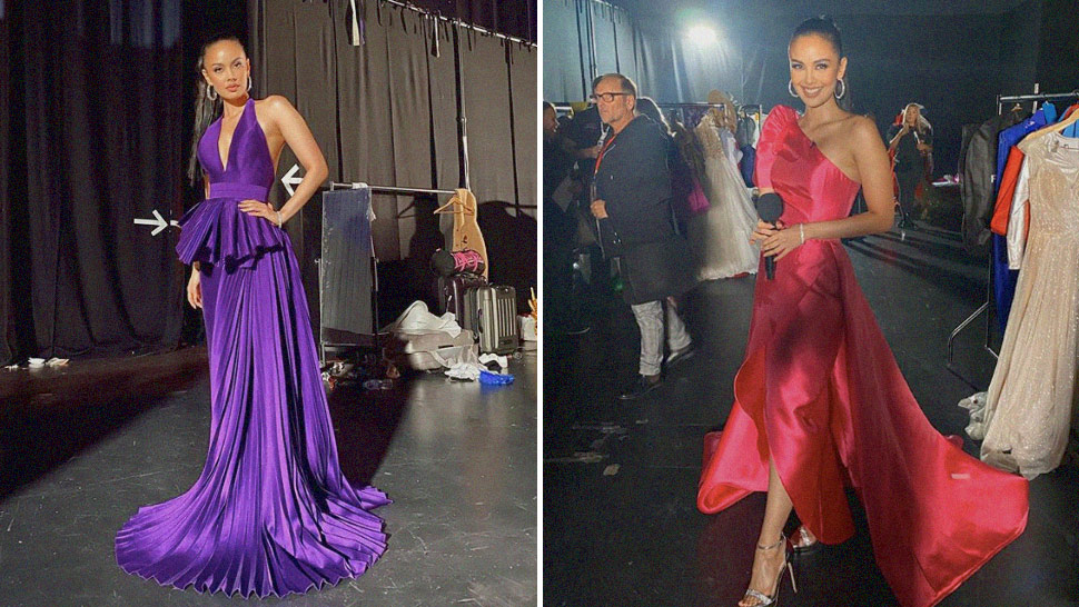 Megan Young's Gowns At Miss World 2019 Will Take Your Breath Away