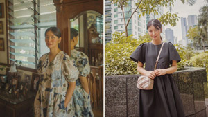 We're In Love With Tricia Gosingtian's Chic Maternity Looks