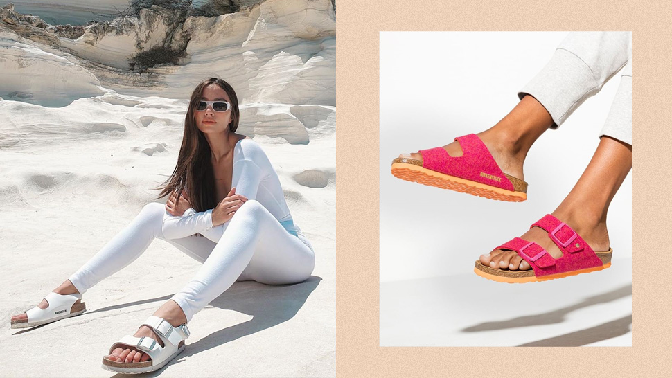 You Can Score Up To 50% Off At Birkenstock's End Of Season Sale