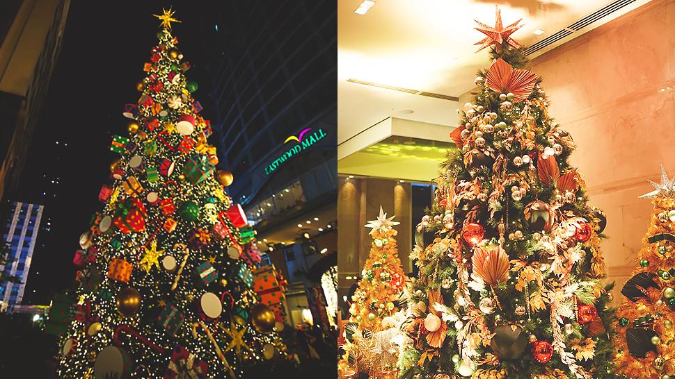 10 Metro Manila Christmas Trees That Look Good Enough To 'gram