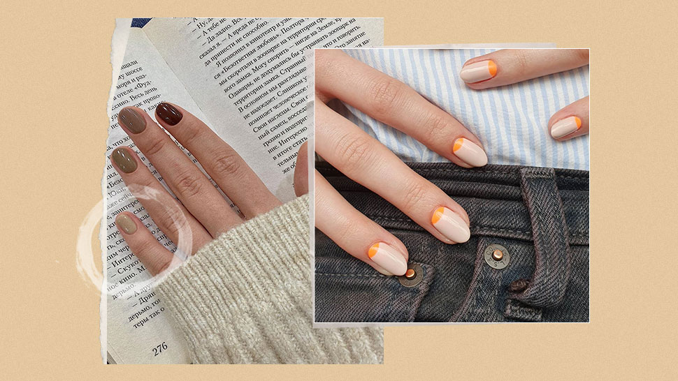 15 Nude Manicure Ideas That Aren't Boring At All